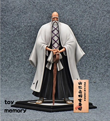 BLEACH/ブリーチ/フィギア/山本元柳斎重國/Bleach Yamamoto Genryuusai Shigekuni Figures FOC Resin statue Limited In stock