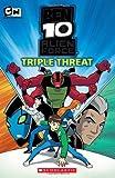 Ben 10 Alien Force: Triple Threat (Ben 10 Alien Force Storybook)