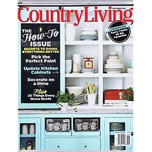 Country Living [US] September 2015 (単号)