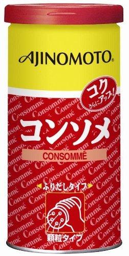 コンソメ顆粒 ふりだしタイプ 470g /味の素(1缶)