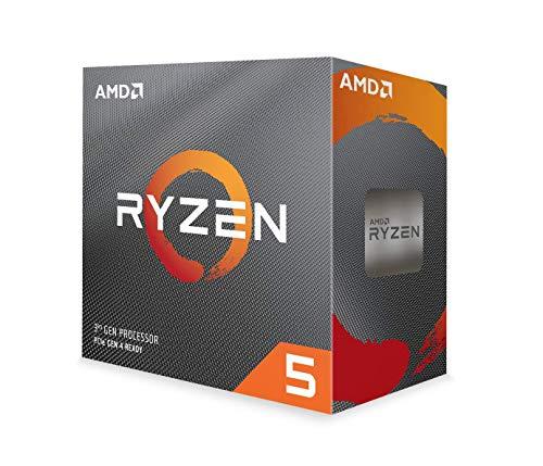 AMD  Ryzen 5 3600 with Wraith Stealth cooler 3.6GHz 6コア / 12スレッド 35MB 65W 100-100000031BOX B07STGGQ18 1枚目