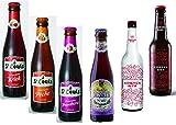 [輸入 ベルギービール]フルーツビール飲み比べセット 250ml × 6本
