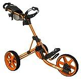 clicgear(クリックギア) Clicgear クリックギア ゴルフカート モデル3.5+ジャパンバージョン(オレンジ)  3.5+ オレンジ