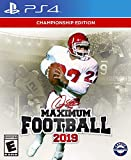 Maximum Football 2019 (輸入版:北米) - PS4