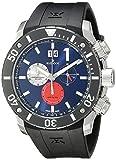 [エドックス]Edox 腕時計 Chronoffshore Analog Display Swiss Quartz Black Watch 10020 3 BUIN3 メンズ [並行輸入品]
