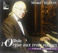 L'orgue Dole Aux Trois Visages