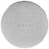 SK11 両面ダイヤモンド砥石 丸型 #400 #1000 直径150mm