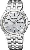 [シチズン]CITIZEN 腕時計 EXCEED エコ・ドライブ電波時計 AT6000-61A メンズ