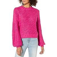 findersKEEPERS Women's Oui Chunky Oversized Sweater Knit