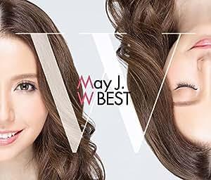 【Amazon.co.jp限定】(カレンダーポスター)May J. W BEST -Original & Covers- (CD2枚組+DVD)