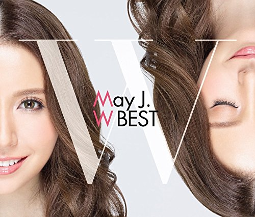 [画像:May J. W BEST -Original & Covers- (CD2枚組+DVD)]