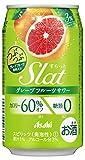 Slat(すらっと) グレープフルーツサワー [ チューハイ 350ml×24本 ]