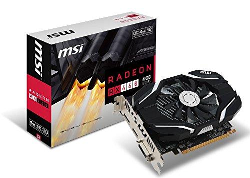 MSI Radeon RX 460 4G OC グラフィックスボード VD6164