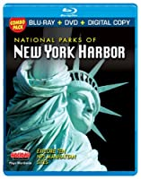 National Parks of New York Harbor, Blu-ray/dvd Combo Pack