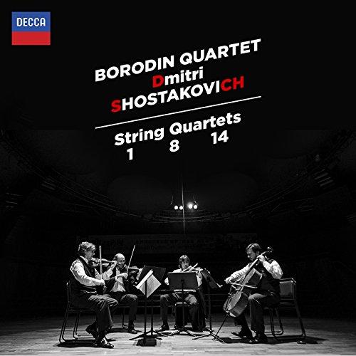 Shostakovich: String Quartet No.8 in C Minor, Op.110 - 2. Allegro molto