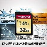 Transcend SDHCカード 32GB MLC NAND 採用 UHS-I Class10 (最大転送速度95MB/s) TS32GSDC500S-E【Amazon.co.jp限定】 画像