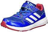 [アディダス]  運動靴 KIDS アディダスファイト EL K カレッジロイヤル/ランニングホワイト/ブルー 24.5 (現行モデル)