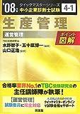 生産管理クイックマスター―中小企業診断士試験「運営管理」対策〈2008年版〉 (中小企業診断士試験クイックマスターシリーズ)