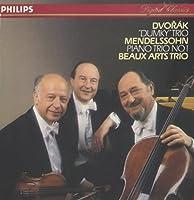 Dvorak/Mendelssohn:Piano Trios