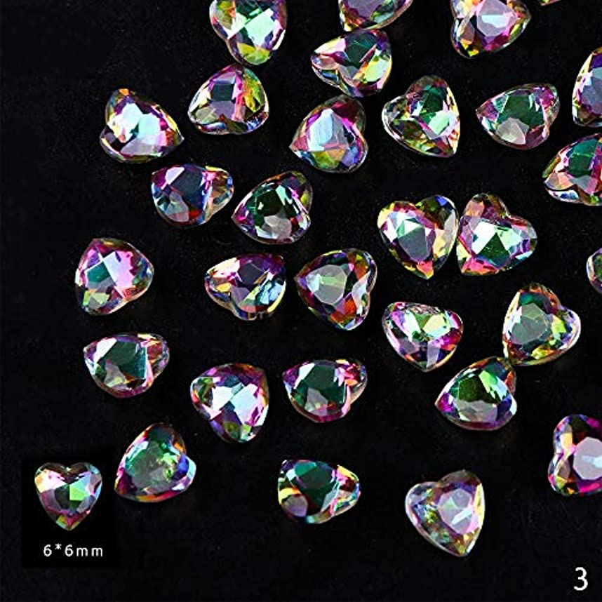 請求可能ブロックする二10ピースクリスタルabラインストーン用ネイル炎レトロデザイン水滴3dネイルアートデコレーションネイルチャームダイヤモンドセットSA649 3