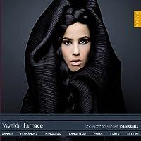 Vivaldi: Farnace (Vivaldi Edition) by Zanasi (2009-08-25)