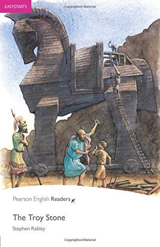 Penguin Readers: Easy Starters THE TROY STONE (Penguin Active Readers, Easystart)の詳細を見る
