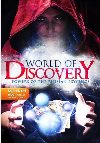 World Of Discovery - Powers of the Russian Psychics (Amazon.com Exclusive) by John Rhys-Davies
