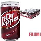 ドクターペッパー クラブマルチパック缶 350ml缶×30缶 2ケース
