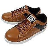 ジーデージャパン 安全靴 GD-STRING gd-731 ブラウン 24.5cm