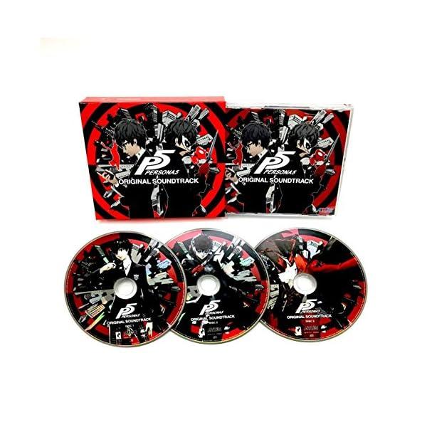 『ペルソナ5』オリジナル・サウンドトラックの紹介画像2