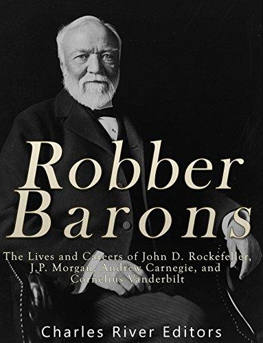 how was john d rockefeller a robber baron