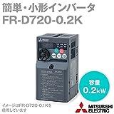 三菱電機 FR-D720-0.2K (簡単・パワフル小型インバータ) NN