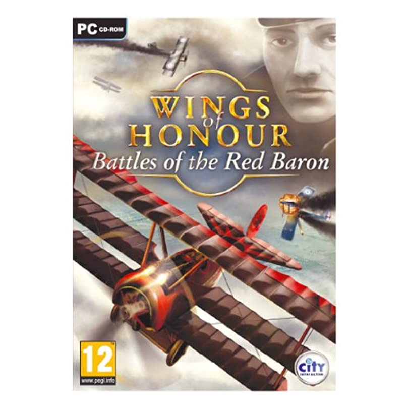 珍しい飼いならす是正Wings Of Honour: Battles Of The Red Baron (輸入版)