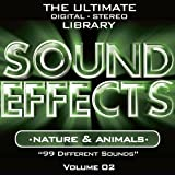 Sound Effects 2: Nature & Anim