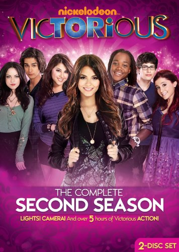 Victorious: The Complete Second Season [DVD] [Import]