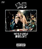1997.10.31 LIVE AT 新宿LOFT [Blu-ray](通常7~9日以内に発送)