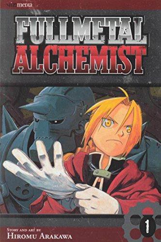 Fullmetal Alchemist 1 (Fullmetal Alchemist)の詳細を見る