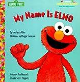 My Name is Elmo (Junior Jellybean Books(TM))