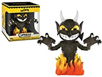 "Vinyl Figure: Cuphead - 6"" Super Sized The Devil (製造元:Funko) [並行輸入品]"