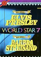 エルビス・プレスリー & バーブラ・ストライサンド カラオケDVD  【ネイティブの歌うお手本ヴォーカルで本物の発音で歌えるようになります!】