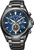 [シチズン]CITIZEN 腕時計 ATTESA アテッサ エコ・ドライブ電波時計 30周年記念限定モデル AT3055-57L メンズ