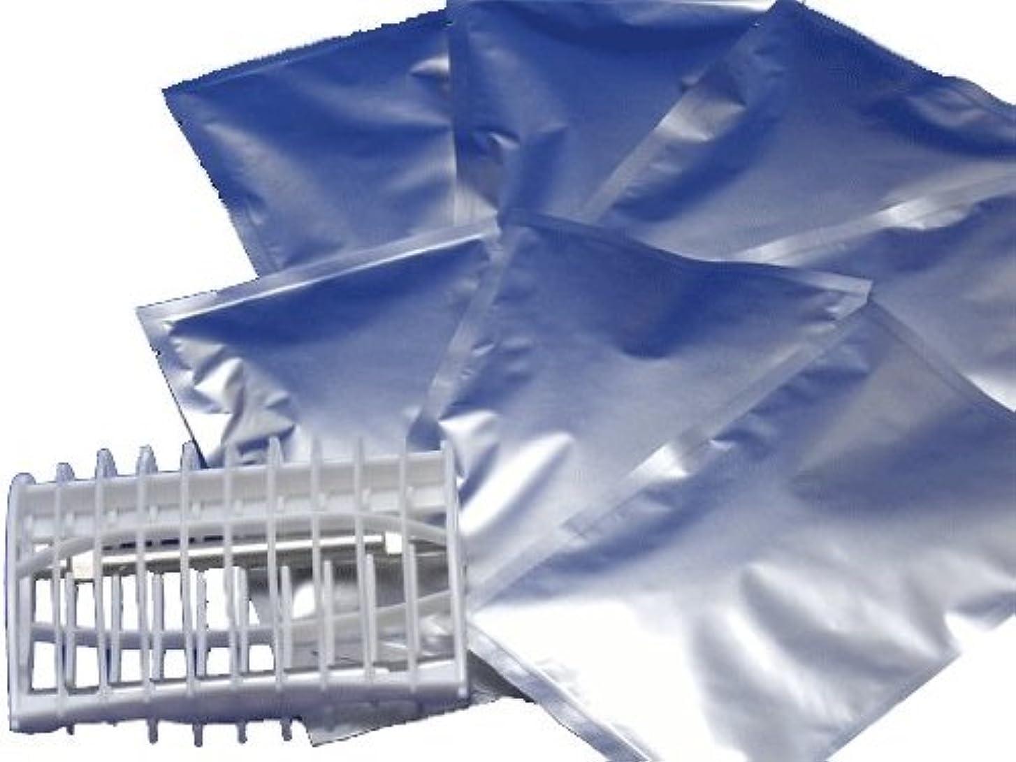 ルール住むカードトルマリン水素 ハイドロゲンバブルバス 7個 専用ケース付 水素風呂