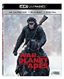 APE War For The Planet Of The Apes (4K UHD/Blu-ray) [UHDのみ日本語あり](Import)
