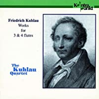 Kuhlau: Works For 3 And 4 Flutes