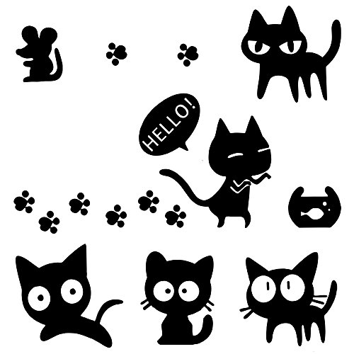 車用 ステッカー 猫 ねこ かわいい おもしろ 面白い 動物...