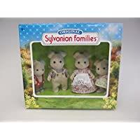 original sylvanian families the forrester family la famille chien