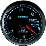 ピボット(PIVOT) MULTIGAUGE 青照明 X2-L