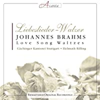 Love Song Waltzes by Helmuth Rilling (2012-06-26)