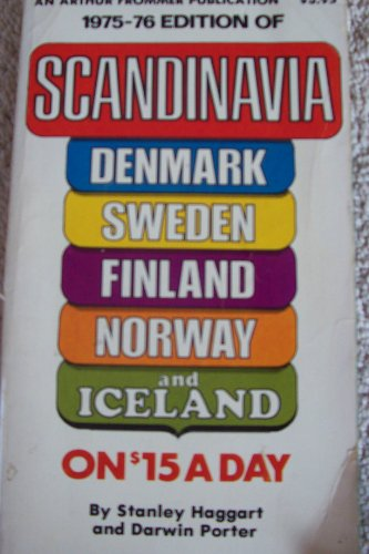 Scandinavia on $15 a day;: Denmark, Sweden, Norway, Finland