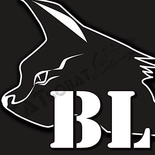 Catsobat 【6タイプカラー】 Molleシステム対応 ハンドガンホルスター 自由脱着 ベルクロ固定 ハンドガンホルスター (ブラック(黒))